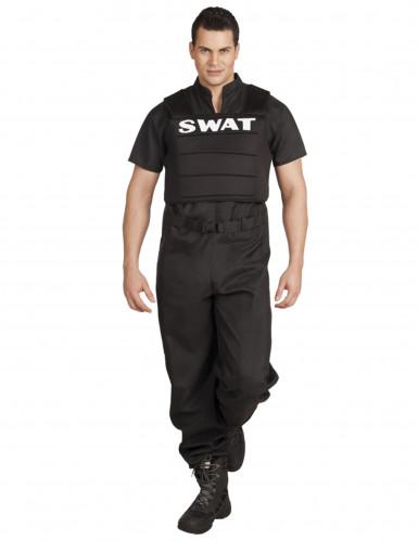Déguisement SWAT homme