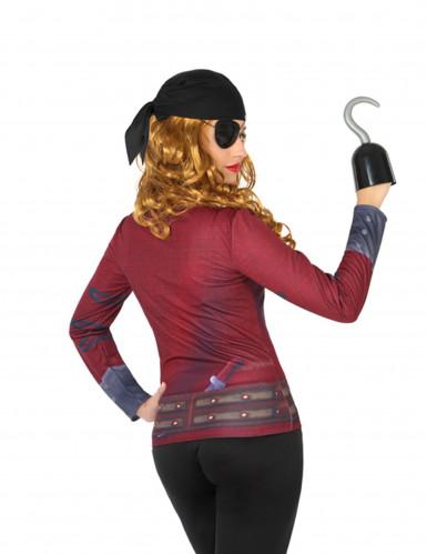 T-shirt pirate femme-1