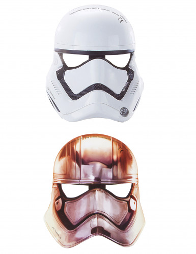6 Masques Star Wars VII ™