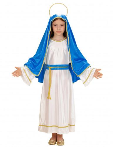 Déguisement petite Marie fille Noël