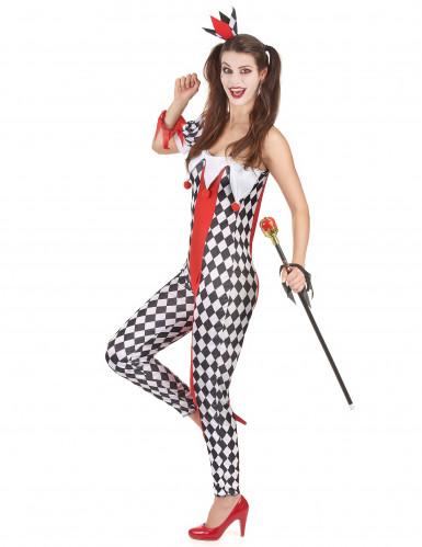 Déguisement joker femme-1