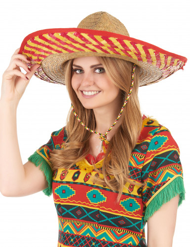 Chapeau mexicain adulte-2