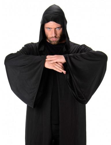 Cape longue à capuche homme Halloween-1