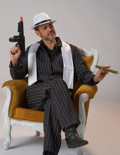 Déguisement gangster noir homme-4