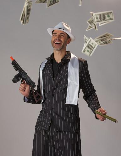 Déguisement gangster noir homme-7