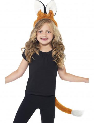 Kit renard enfant
