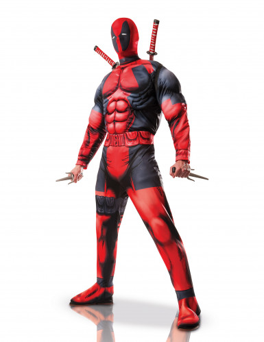 Déguisement luxe Deadpool™ adulte
