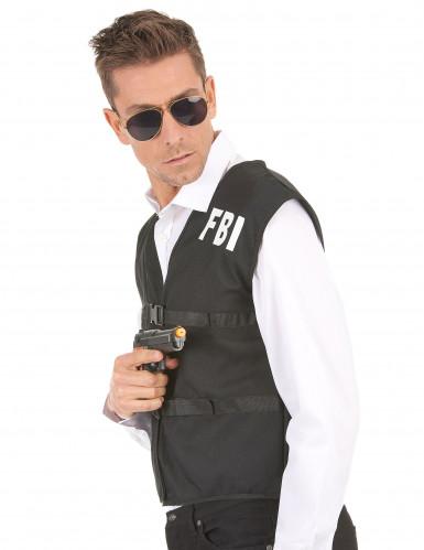 Gilet FBI adulte-1