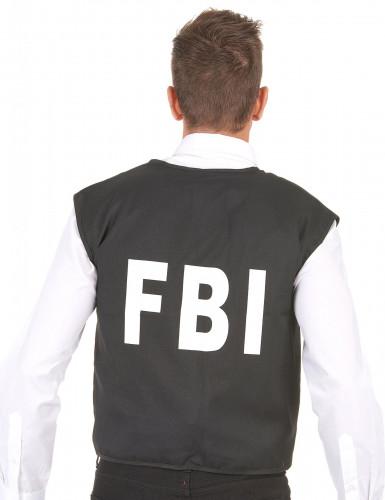 Gilet FBI adulte-2