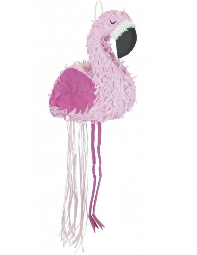 Piñata flamant rose 90 x 48 cm