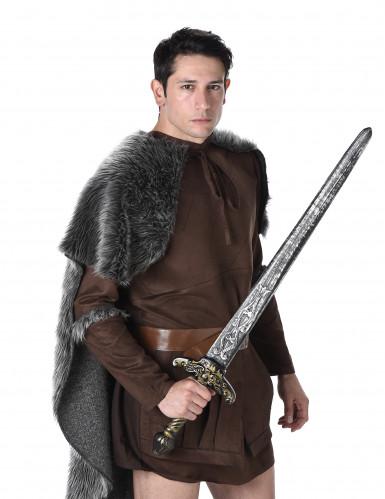 Déguisement prince viking homme-1