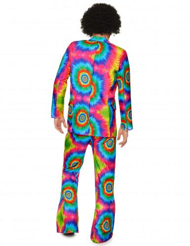Déguisement hippie psychédélique homme-2
