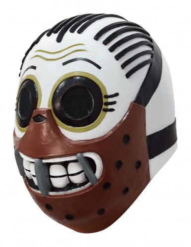 Masque cannibal dia de los muertos adulte Calaveritas™ Halloween