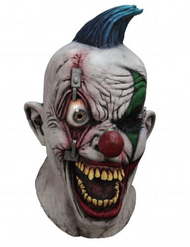 Masque intégral animé clown adulte - application smartphone