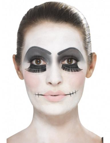 Kit maquillage poupée adulte Halloween-1