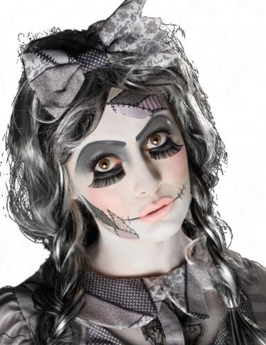 Kit maquillage poupée adulte Halloween
