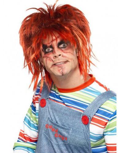 Kit maquillage poup e terrifiante adulte halloween deguise toi achat de maquillage - Maquillage poupee halloween ...