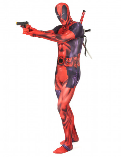 Déguisement Deadpool™ zapper adulte Morphsuits™-1