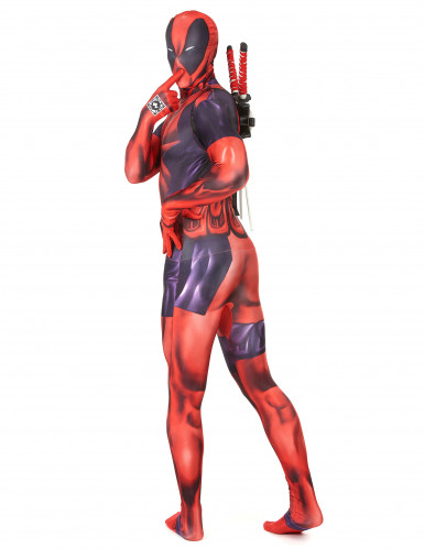 Déguisement Deadpool™ zapper adulte Morphsuits™-2