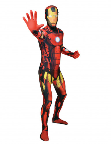 Déguisement Iron man™ adulte Morphsuits™