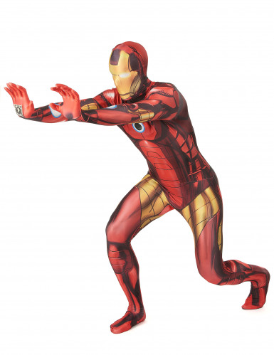 Déguisement Iron Man™ zapper adulte Morphsuits™-1