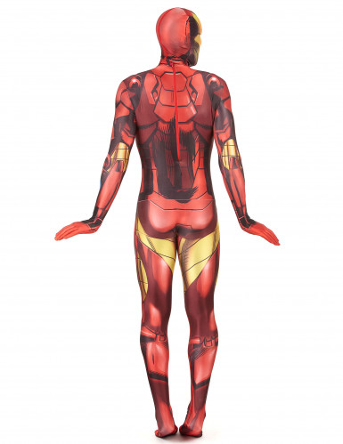 Déguisement Iron Man™ zapper adulte Morphsuits™-2