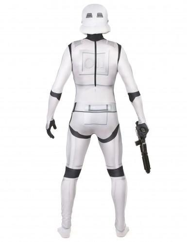 Déguisement Stormtrooper™ zapper adulte Morphsuits™-2