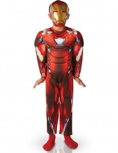 Déguisement luxe Iron Man Civil War™ garçon