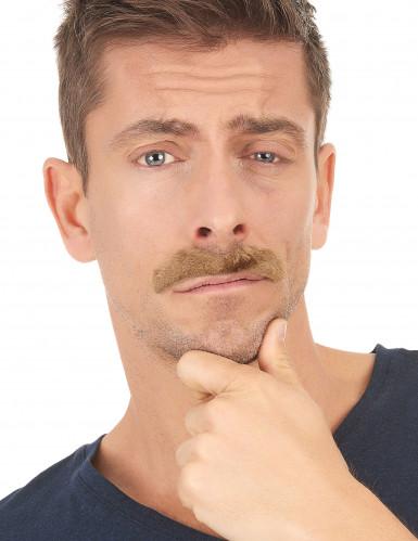 Lot 6 moustaches adhésives adulte-1