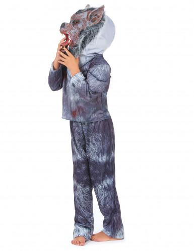 Déguisement loup garou enfant-1