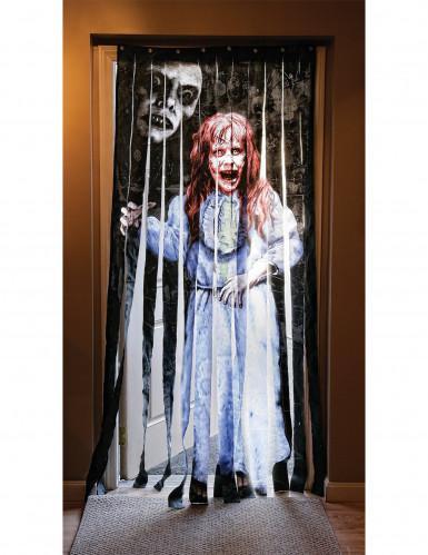 Rideau de porte Exorciste™ Halloween