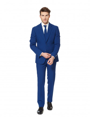 Costume Mr. Bleu marine homme Opposuits™-1