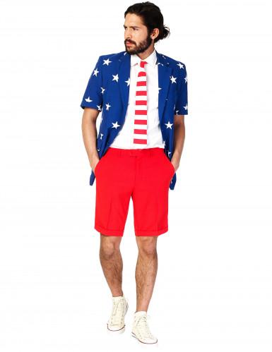 Costume d'été Mr. USA homme Opposuits™