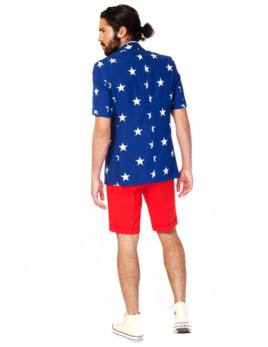 Costume d'été Mr. USA homme Opposuits™-1
