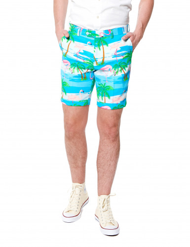 Costume d'été Mr. Flamingo homme Opposuits™-2