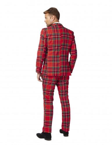 Costume Mr. Tartan rouge écossais homme Opposuits™-3