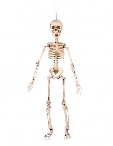 Décoration articulée squelette 50 cm Halloween-1