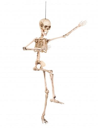Décoration articulée squelette 50 cm Halloween-3