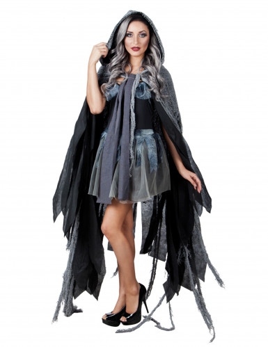 Cape obscure 150 cm adulte Halloween