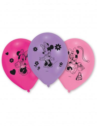 10 Ballons en latex Minnie™