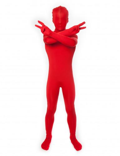 Déguisement combinaison rouge enfant Morphsuits™