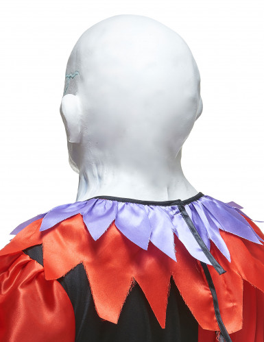 Masque latex clown terrible adulte-1