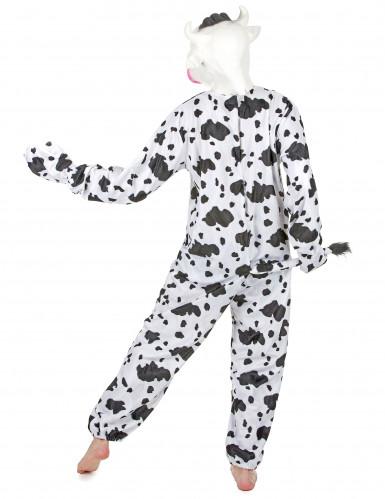 Déguisement vache avec masque adulte-2