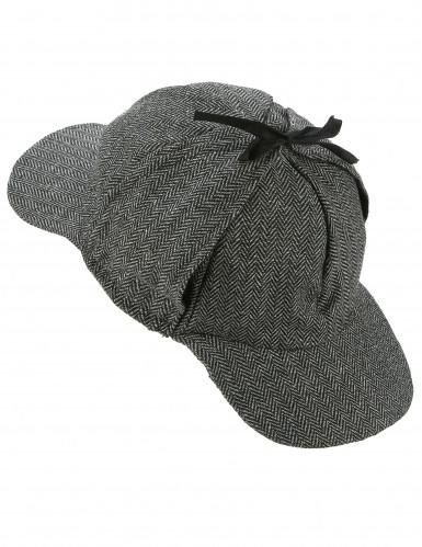 Chapeau détective anglais adulte-2