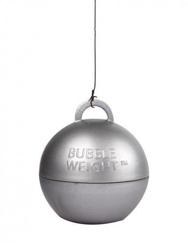 Poids ballon hélium argent 35 g