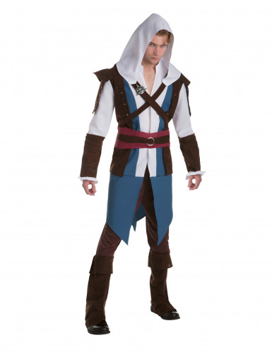 Déguisement classique Edward - Assassin's creed™  Adulte