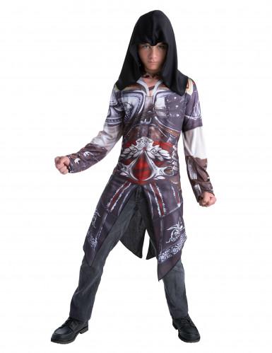 Déguisement sublimation Ezio - Assassin's creed™Adolescent
