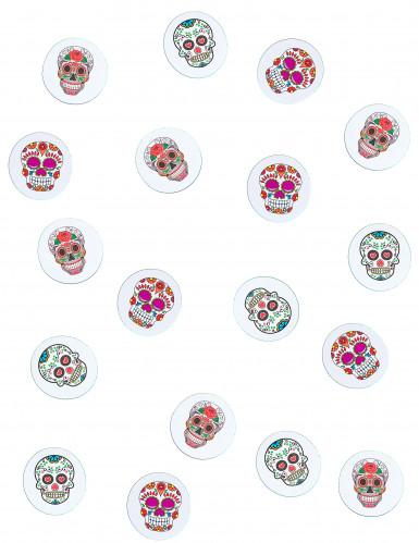 Confettis de table papier Dia de los muertos 9 g-1