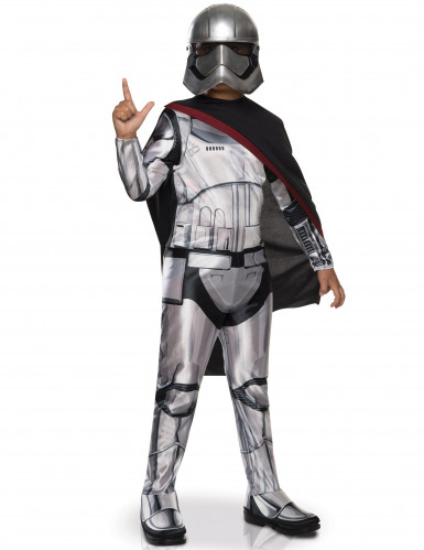 Déguisement Captain Phasma Star Wars VII™ enfant