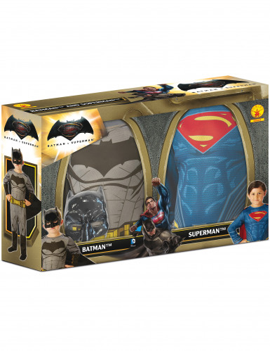 Déguisement duo Batman Vs Superman Dawn of Justice™ enfant-1